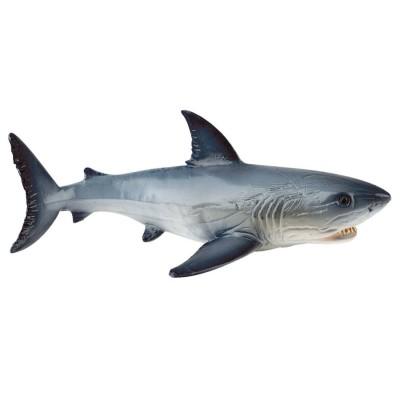 Bullyland Figurine Requin blanc : Deluxe