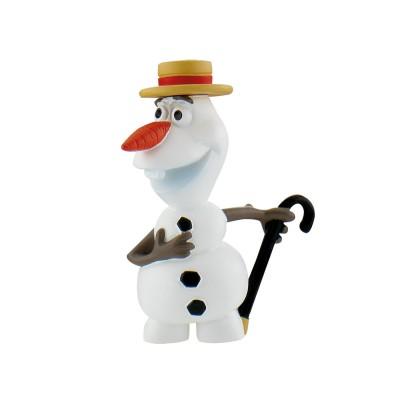 Bullyland Figurine la reine des neiges (frozen) : une fête givrée : olaf