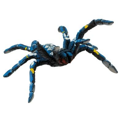 Bullyland Figurine araignée : tarentule bleue
