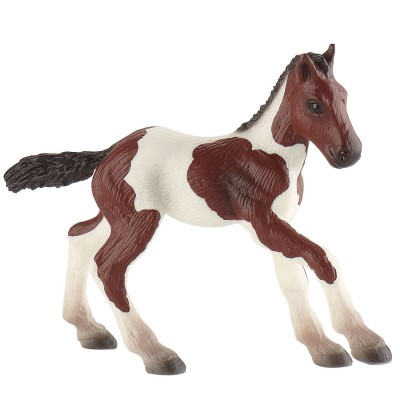 Bullyland Figurine cheval paint horse : poulain