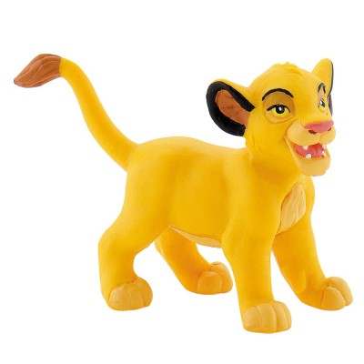 Bullyland Figurine Le Roi Lion : Simba lionceau