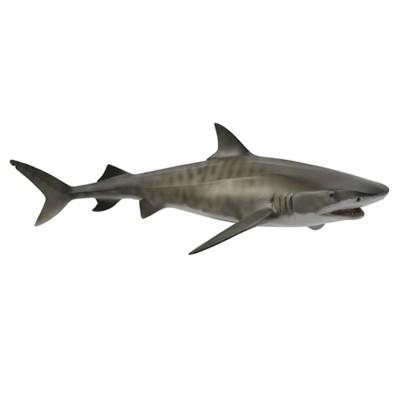 Figurine requin tigre figurines collecta magasin de - Photo de requin tigre a imprimer ...