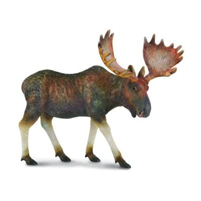 Figurines Collecta figurine : animaux sauvages : elan