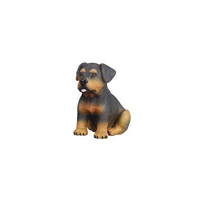 Figurines Collecta chien rottweiler - bébé