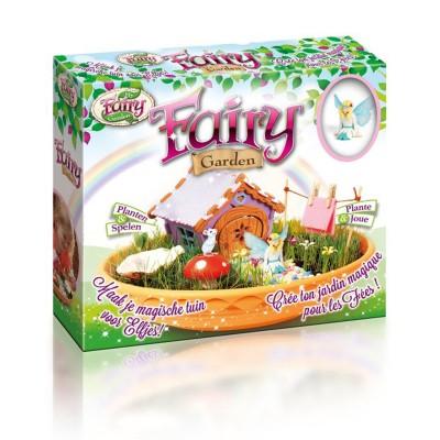 Megableu Coffret Fairy Garden : Crée ton jardin magique