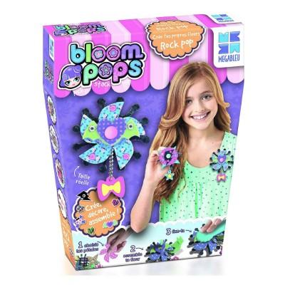 Megableu Coffret Bloom Pops : Fleurs Rock Pop