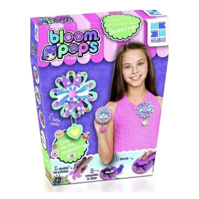 Megableu Coffret Bloom Pops : Crée tes propres fleurs Sweet Pop