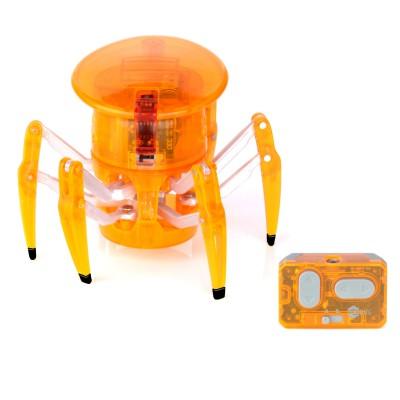 Silverlit Hex Bug Robotic creatures : Araignée télécommandée orange