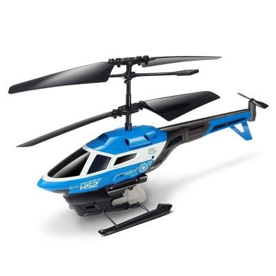 Silverlit Hélicoptère radiocommandé power air : heli splash bleu