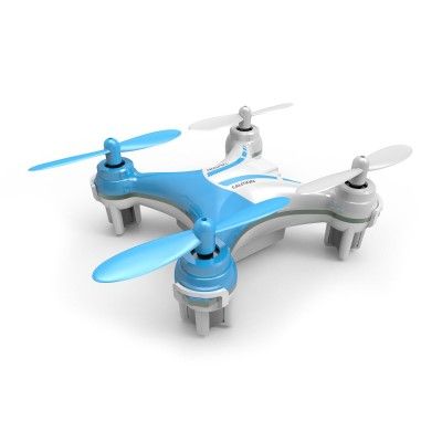 Silverlit Nanoxcopter Drone miniature : Bleu