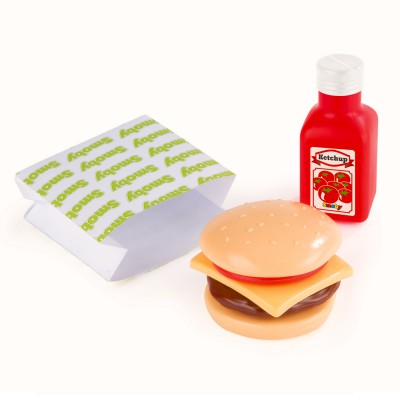 kit cuisine hamburger smoby magasin de jouets pour enfants. Black Bedroom Furniture Sets. Home Design Ideas