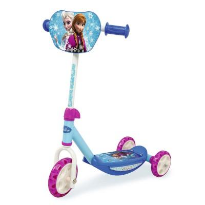 Smoby Patinette à 3 roues La Reine des Neiges (Frozen)