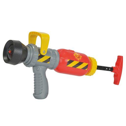Smoby Pistolet à eau : Lance incendie Sam le pompier