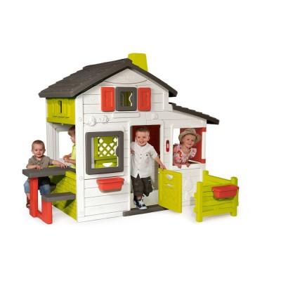 Smoby Maison de jardin Friends House