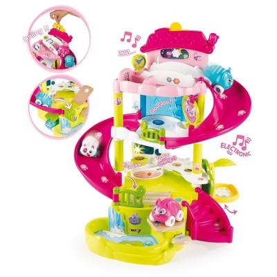 Magic palace sweet planet smoby magasin de jouets pour enfants - Mon premier garage smoby ...