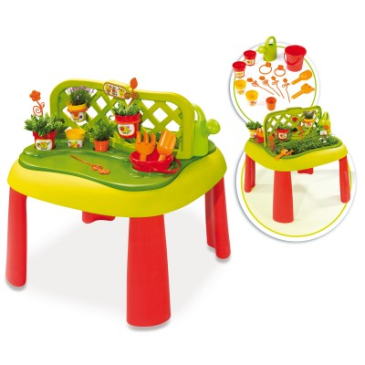 Smoby Table de jardinage