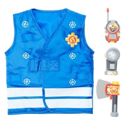 Smoby Kit d'accessoires de Sam le Pompier