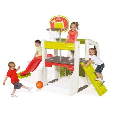 Smoby Centre d'activités d'extérieures : Fun Center
