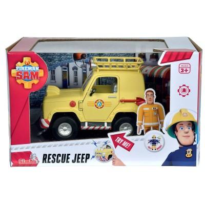 Smoby 4x4 de sam le pompier