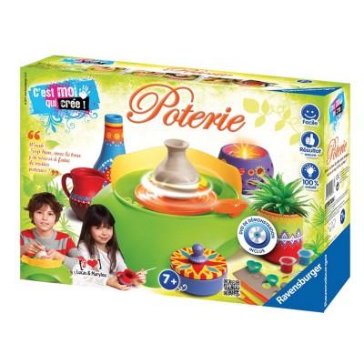 C 39 est moi qui cr e poterie ravensburger magasin de jouets pour enfants - Poterie les enfants de boisset ...