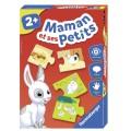 Ravensburger Puzzles duo : Maman et ses petits