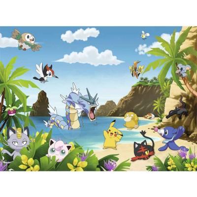 Ravensburger Puzzle 200 pièces xxl : pokémon: attrapez-Les tous !