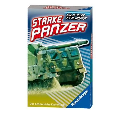 Ravensburger Jeu en allemand karten : starke panzer