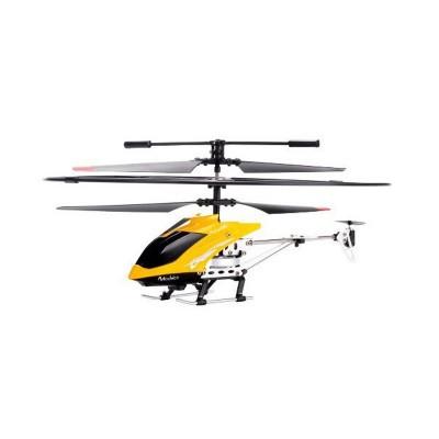 Modelco / jamara hélicoptère radiocommandé max 25 : jaune