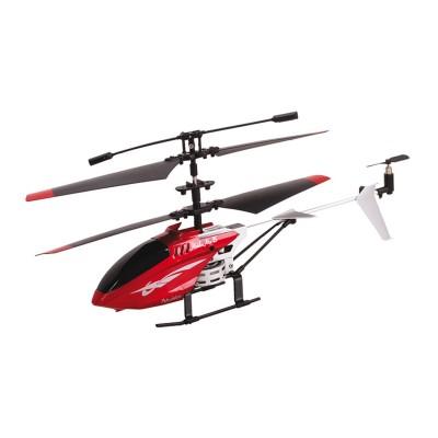 Modelco / jamara hélicoptère radiocommandé max 25 : rouge