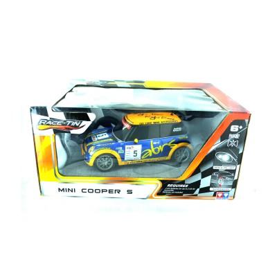 Modelco / jamara voiture radiocommandée : mini cooper s