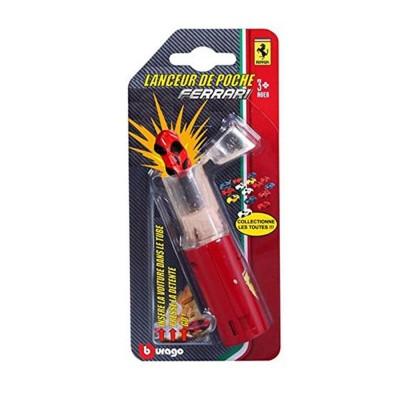 Bburago Lanceur de poche ferrari : micro-Voiture ferrari