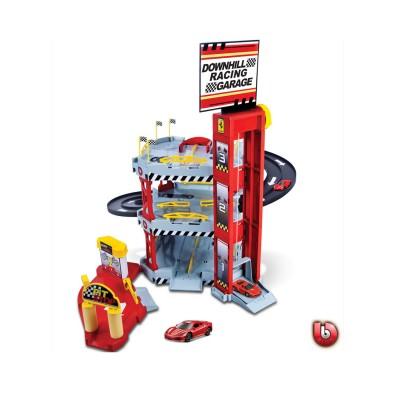 BBurago Garage Ferrari Downhill Racer