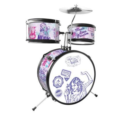 Lexibook Set de batterie Violetta
