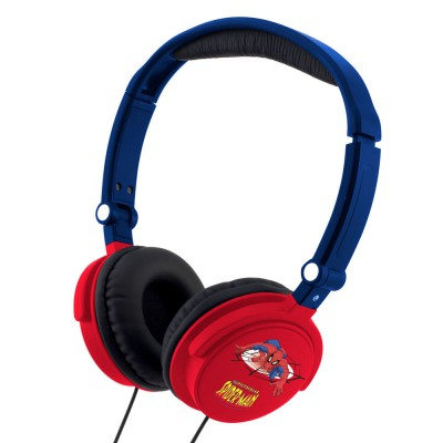 Lexibook Casque audio stéréo spiderman