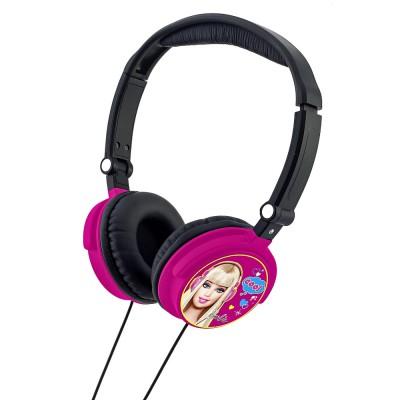Lexibook Casque audio stéréo Barbie