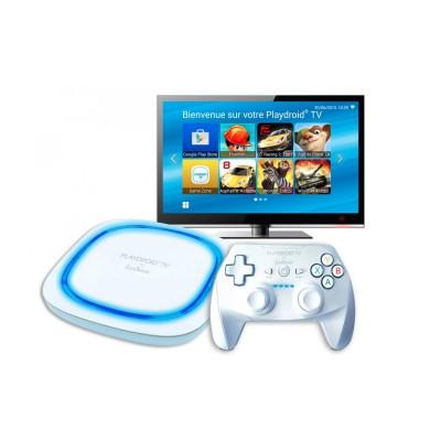 Lexibook Playdroid TV : Console de jeux Android