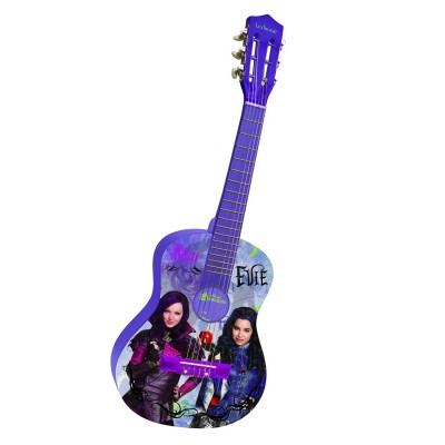 Lexibook Guitare acoustique en bois the descendants