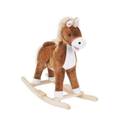 Histoire D'ours mon petit cheval avec effets sonores