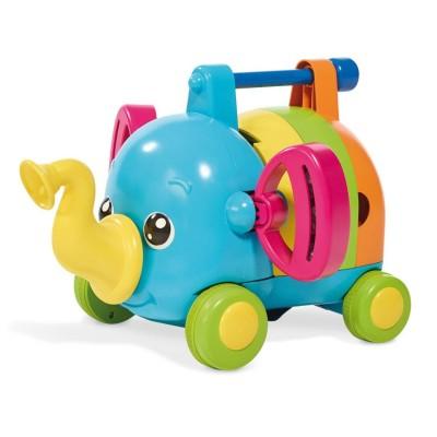 Tomy Jouet musical : Jumbo l'éléphant Orchestre 7 en 1