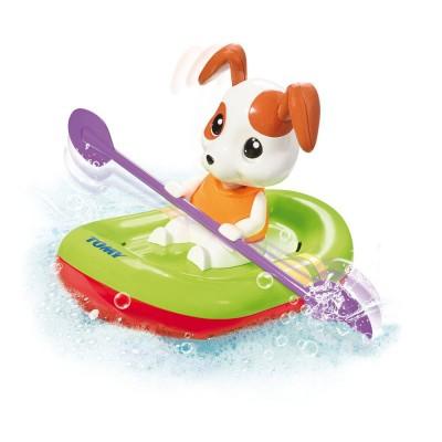 Tomy Jouet pour le bain : Mon Toutou paddle. Jouet pour le bain : Mon Toutou paddle