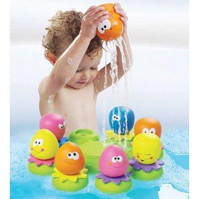 Tomy Jouet pour le bain Poulpy et compagnie. Jouet pour le bain Poulpy et compagnie