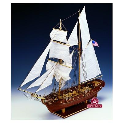 Constructo Maquette bateau en bois : Enterprise
