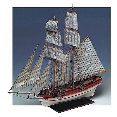 Constructo Maquette bateau en bois : Flyer