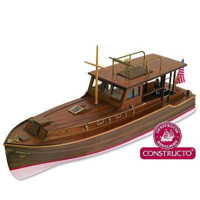 constructo maquette bateau en bois pilar rue des maquettes. Black Bedroom Furniture Sets. Home Design Ideas
