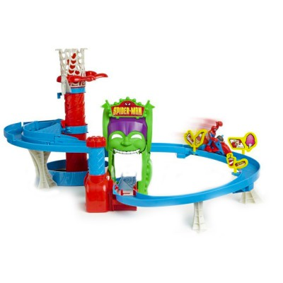 Playskool Circuit grande vitesse Spiderman