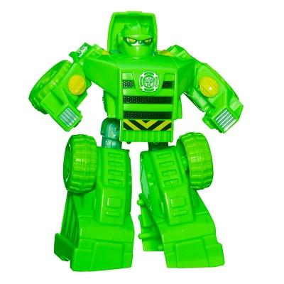 Playskool Figurine transformers : rescue bots : boulder the constrution-Bot