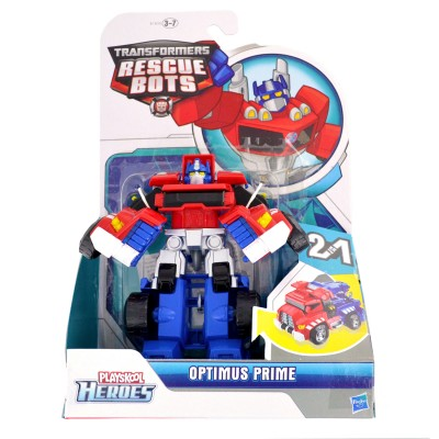 figurine transformers rescue bots energize optimus prime playskool magasin de jouets pour. Black Bedroom Furniture Sets. Home Design Ideas