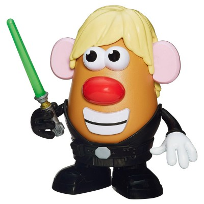 Playskool Figurine monsieur patate star wars : luke frittenwalker