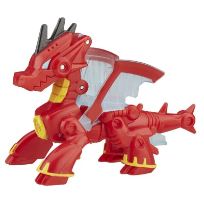Playskool Figurine transformers rescue bots : drake le dragon
