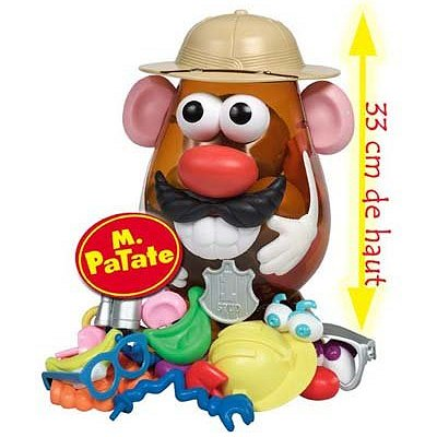 Playskool Monsieur patate safari